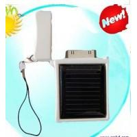 China Emergency Cell Phone Solar Charger on sale