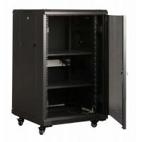 Buy cheap 19 Inch Wall Mounted Network Cabinet Welded Frame With IEC297-2 from wholesalers