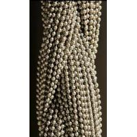 China Metal Beaded Curtains,Ball Chain Metal Curtain,Shimmer Screen,Door Beads,Room Dividers on sale