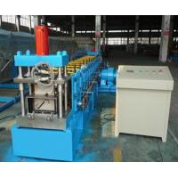 Z Purlin Forming Machine With 18 Roll Stations, Steel Z Purlin Roll Forming Machine Manufactures