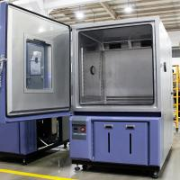 1000L Environmental Temperature Humidity Test Chamber With Large Observation Door Manufactures