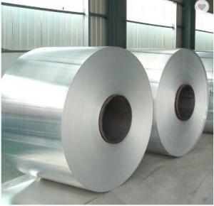 China Tongxin Aluminium Gutter Coil 1060 1050 1100 Cast Aluminium Roofing Sheet Coils on sale