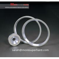 Super abrasive peripheral grinding wheel for pcd/pcbn inserts sarah@moresuperhard.com Manufactures