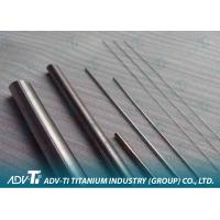 ASTM F136 Titanium Rod Bar Ti6A4V ELI For Medical Use With GR5 Material Manufactures