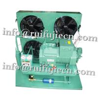 China 40HP Bitzer condensing unit 6G-40.2 6GE-40  for fishing boat cool room on sale