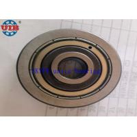 Gcr15 6205ZZ High Temperature Bearings , 3000rmp Deep Groove Ball Bearing Manufactures