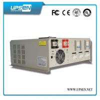 Solar Inverter 3kw 4kw 5kw Pure Sine Wave Inverter with Battery Charge for Household Manufactures