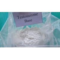 Pharmaceutical Raw Testosterone Powder Testosterone Base CAS 58-22-0 Muscle Enhancement Steroids for Male Manufactures