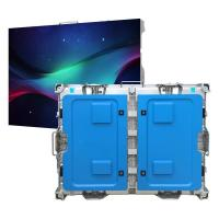China 15625 Pixels Density Outdoor Advertising LED Display Stadium Screen Wide Viewing Angle on sale