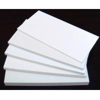 China 1000mm Hygeian PVC Foam Board Customized White PVC Foam Sheet Anti - Slip on sale