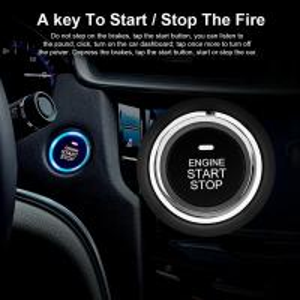 Car PKE  Keyless entry burglar alarm smart engine starter one button push system Manufactures