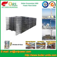 Boiler Spare Part Boiler Economiser In Power Plant Environment Friendly Manufactures
