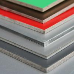 Nanometer (PVDF) Aluminum Composite Board/Sheet/Panel Manufactures