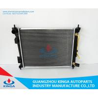 Hard brazing aluminum radiator for Hyumdai VELOSTER 1.6' 11 , high performance radiator Manufactures