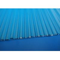 Small Loop Blue Color Spiral Press Belt Filter Cloth With Polyester Material Manufactures