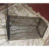 metal mouse trap cage ATM0814L/M/S metal mouse trap for sale