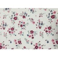 150gsm Striped 21w Floral Corduroy Fabric With Nice Hand Feel Manufactures