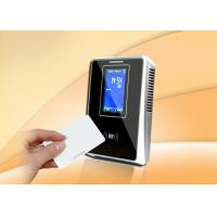 Smart Card Rfid Time Attendance System Access Controller With Touch Screen Manufactures