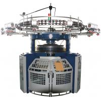 High Production Rib Circular Knitting Machine Double Jersey 2.5T For Elastic Fabric Manufactures
