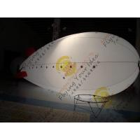 Quality Customized LED Lighting Airship Balloons Helium With 540x1080 DPI Printing for sale