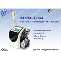 8.4 Inch LCD Display Multi Function Beauty Equipment  Fat Freezing Cryolipolysis Manufactures
