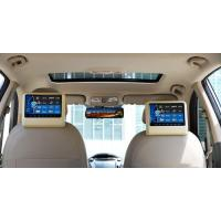 MHL Cable Active Headrest DVD Player With Iphone / Ipad Charging Manufactures