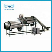 China Electric Automatic Puffed Rice Making Machine 50kg/Hr Stainless Steel Made on sale