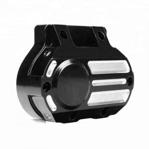 Quality Anodized Black Precision Machined Parts , CNC Machined Aluminum Parts / for sale