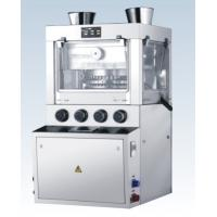 Chicken Stock Cube Rotary Tablet Press Machine With Hard Chrome Coating Punches & Dies Manufactures