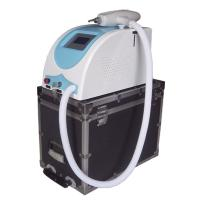 600mJ Solid-state Q-switch Nd:YAG Laser Tattoo Removal Machine For Green / Red Tatoo Manufactures
