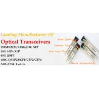 10G CWDM SFP 1550NM 40KM OPTICAL TRANSCEIVER  SFP+ CWDM Manufactures