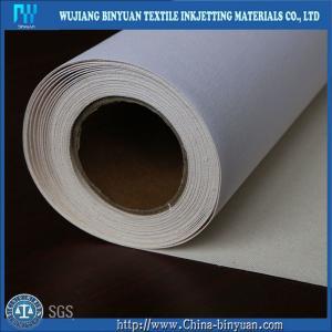 BY-C5  Nature Color Back 100%Cotton Matt Inkjet Art Canvas Manufactures