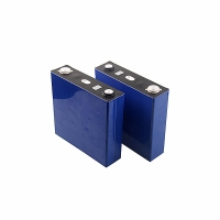 Rechargeable 120Ah Lithium Iron Phosphate Batteries 1C Rate Manufactures