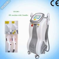 YR-206+ IPL machine with 2 handles  hair removal Manufactures