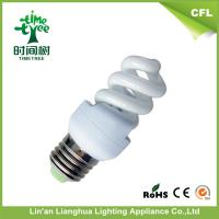 Full Spiral Mini Energy Saving Light Bulbs 9w 10w 15w T5 For Cafe / Bar / Pub Lighting Manufactures