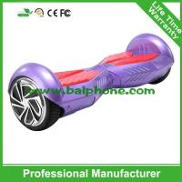 China newest 6.5inch 2 wheels Electric Self Smart Balance Scooter with bluetooth + Speaker on sale