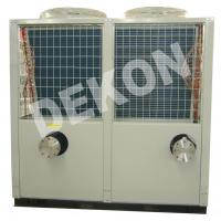 Air cooled chiller modular type with heat pump-20TR Manufactures