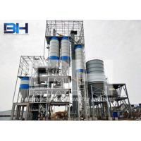 Large Capacity Dry Mortar Plant , Automatic Tower Type Premixed Mortar Plant Manufactures