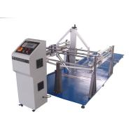 China LCD Display Furniture Testing Machines , Chair Caster Durability Testing Equipments on sale