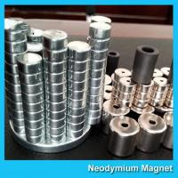 Custom Size Industrial Neodymium Magnets AC Induction Gearmotors Magnet Manufactures