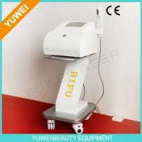 Three Catridges HIFU Machine for Wrinkle Removal and Face Lifting 0.15-1.5J/CM Manufactures