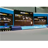 SMD2121 P 3.91 Slim Outdoor Rental LED Screen Video Wall Solutions Aluminum Die casting Manufactures