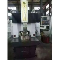 Casting DISC parts Suitable Machining Lathe Vertical Spindle High Speed Fixed Beam Lathe