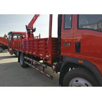 Buy cheap 115HP Diesel Engine 10 Ton Tipper Truck , Light Duty Dump Trucks 3800mm Wheel from wholesalers