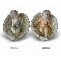 Polyresin Angel Figurine Manufactures