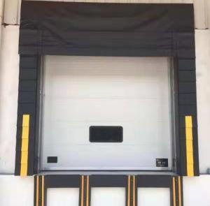 China Warehouse Loading Dock Shelters Pentalift Dock Seals Mechanic Manual Operated on sale