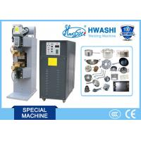 CE Capacitor Discharge Spot Welder Machine For Stainless Steel Cookware And Kitchenware Manufactures