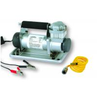 Heavy Duty Yurui 637 Car Air Compressor kit  With Hose & Battery Clip Manufactures