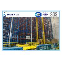 Customized  Automated Storage And Retrieval System AS RS High Automation Manufactures