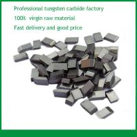 tungsten carbide saw blade tips with god performance Manufactures